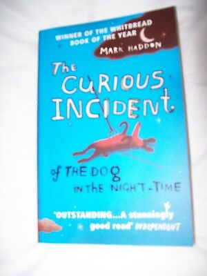 The curious incident of the Dog in the Night - Time by Mark Hadden. Paperback.