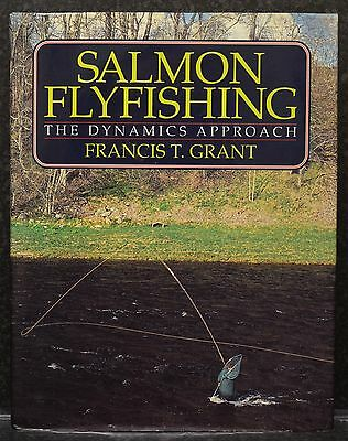 Inscribed 1st Edition of Salmon Flyfishing: The Dynamics Approach
