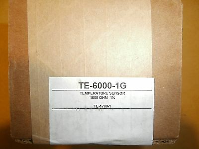 Johnson Controls Wall Mounted Temperature Sensor TE-6000-1G