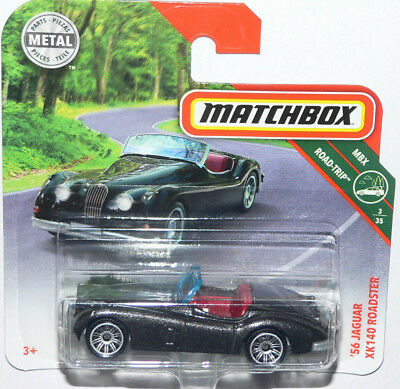 Matchbox 2018 /'56 jaguar xk140 roadster 3//125 neu/&ovp