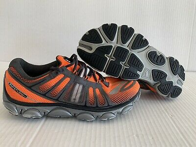 4f5d01e024a MENS BROOKS PUREFLOW 2 RUNNING SHOES SIZE 8.5 US Fiesta Orange Fade Black  Silver