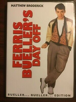 Ferris Buellers Day Off (DVD, 2006, Bueller...Bueller...Edition)