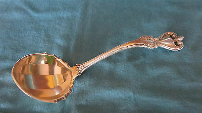 Antique Towle Old Colonial STERLING SILVER Gravy Ladle NO MONOGRAM 7.5 ""