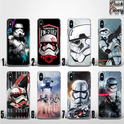 Stormtrooper Star Wars Galactic Trooper Death Star Thin Uv Case Cover For Iphone