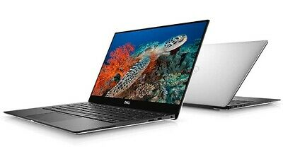 "2018 Dell XPS 13 9370 13.3"" (256GB, Intel Core i7, 1.8GHz, 8GB) - Silver..."