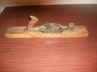 Vintage Stanley Wood Block Plane1892-Bailey's 1867