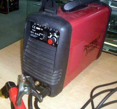 ROSSI CT-520 DC TIG ARC Plasma Cutter Portable Inverter Welder Welding