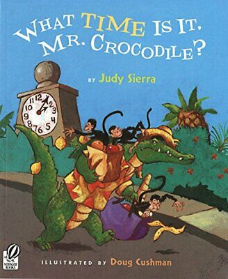 What Time Is It, Mr. Crocodile?