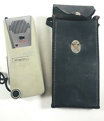 Snap-On ACT 5500 Automatic Halogen Leak Detector w/ Case