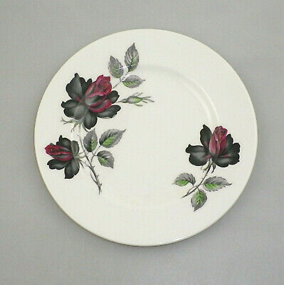 Vintage Royal Albert China Side Plate Masquerade (Variant)