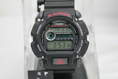 Casio DW9052-1V G-Shock Black Digital Resin Band Shock Resistant Men Watch New