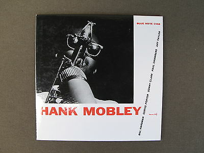 Hank Mobley Blue Note Records BLP 1568 - 1957 - TOCJ-9064 Mini LP CD Japan