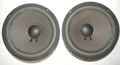 """pair 10"""" acoustic research 10"""" woofers, refoamed"""