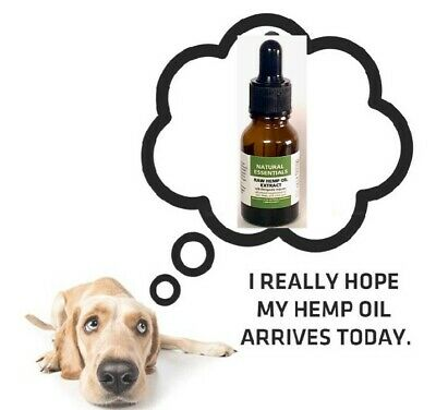 4 PACK CBD2 HEMPP Oil for DOGS - PAIN, JOINT and HEALTH RELIEF for DOG 450mg/30
