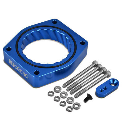 NiceCNC Throttle Body Spacer Fits For GM 07-13 4.8L 5.3L 6.0L Truck SUV All V8