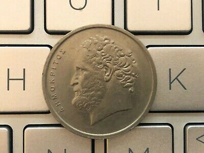 1976 Greece 10 Drachma Coin FREE POSTAGE