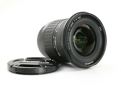 Olympus Zuiko Digital ED 9-18 mm 4.0-5.6 FT + TOP (224398)