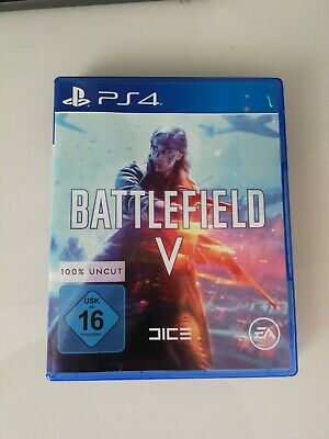 BATTLEFIELD 5 / Battlefield V - PS4 SONY PLAYSTATION 4 - WIE NEU!