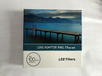 LEE FILTERS - 77mm Wide Angle Adaptor Ring