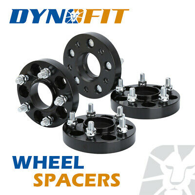 4PC 5x110 HubCentric Wheel Spacers M12x1.5 CB65.1mm for Cadillac Saturn Pontiac