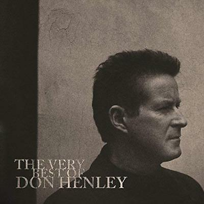 The Very Best of Don Henley by Don Henley (CD, Jun-2009, Geffen) *NEW* FREE Ship