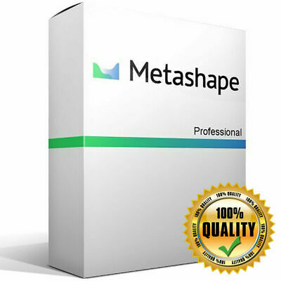 Agisoft PhotoScan Metashape Pro v.1.5.1 Professional For Quality 3D models Scan