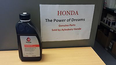 Genuine Honda (Type 2) 1 Litre Coolant ( Pre-Mixed All Season Coolant )
