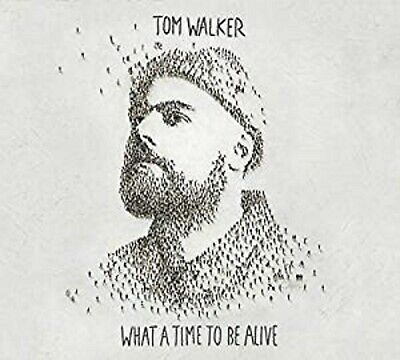 Tom Walker - What A Time To Be Alive (2019) CD