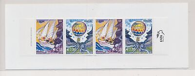 LJ74363 Greece 2004 Europa Cept fine booklet MNH