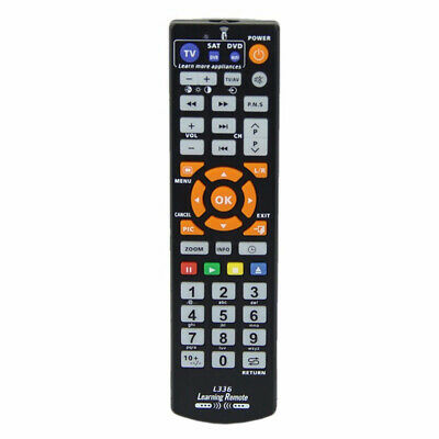 Remote Smart Control Controller Universal With Learn Function For TV CBL DVD SAT
