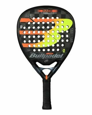 Pala padel BULLPADEL HACK 2019 nueva PVP 365€