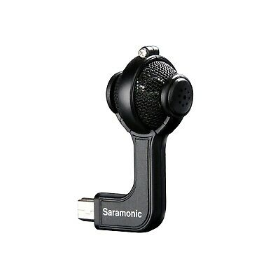 Saramonic Professional Stereo Microphone for GoPro Action Cameras
