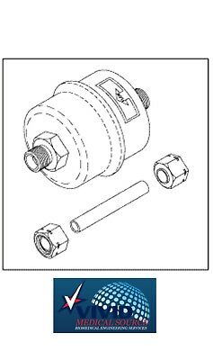 AIR VENT BELLOWS KIT for AUTOCLAVES & STERILIZERS  MIDMARK 7 M7 RPI # RCK123