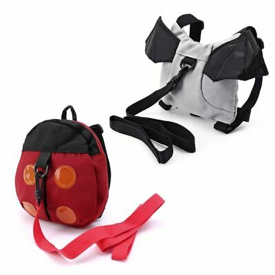 Kids Safety Harness Backpack Leash Child Toddler Anti-lost Cartoon Animal Bag