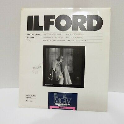 Ilford Photographic Paper Lot (2)