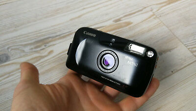 Canon Prima Mini 32mm 1:3.5 Lens 35mm Compact Point and shoot Camera
