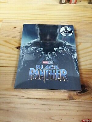 BLACK PANTHER SINGLE LENTI  BLUFANS EXCLUSIVE 48 NEW and SEALED