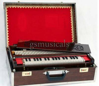 INDIAN HARMONIUM SCALE Changer Bina Special Folding Sweet Tone 4