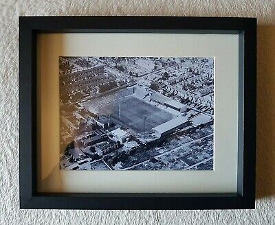 Vicarage Road Watford FC Vintage 1970s Photo Picture Framed Birthday Fan Gift 🎁