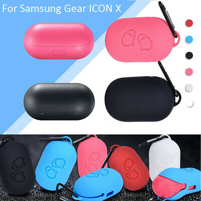 New Silicone Waterproof Protective Cover Skin Case For Samsung Gear Icon X 2018