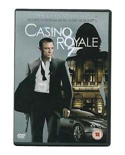 Casino Royale James Bond (DVD, 2006, 2-Disc Collector's edition)