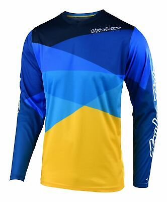 2019 Troy Lee Designs TLD GP Air MX Jersey Jet Yellow/Blue