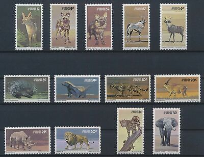LJ90405 South West Africa animals fauna flora wildlife fine lot MNH