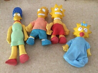 Simpson Characters.