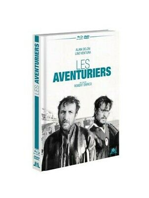 Les Aventuriers [Digibook Collector Blu-ray + DVD + Livret] neuf sous blister