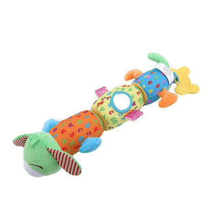 Kids Children's New Educational Toy Rotating Deformable Soft Plush Doll LH