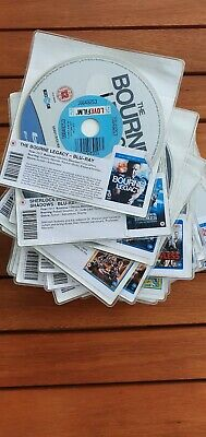 30 Mixed Ex LoveFilm Blu Ray [Disk ONLY] NO DOUBLES, RESELL JOBLOT?