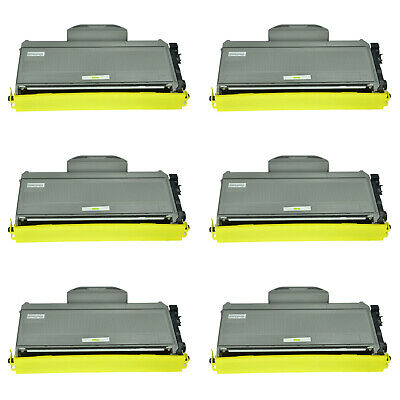6x High Yield TN360 Toner Cartridge 330 For Brother HL-2140 2170W MFC-7340 7840W