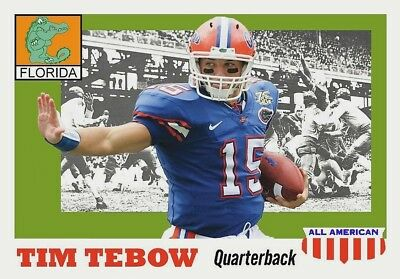 TIM TEBOW ACEO ART CARD ### BUY 5 GET 1 FREE ### or 30% OFF 12 OR MORE
