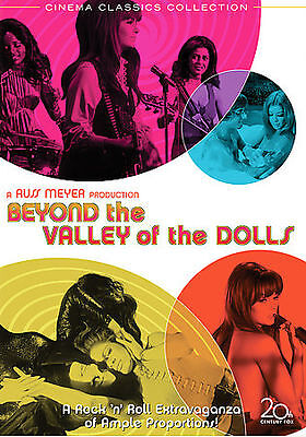 Beyond The Valley Of The Dolls (Special Edition) 2-DVD SET ~ BRAND NEW & SEALED